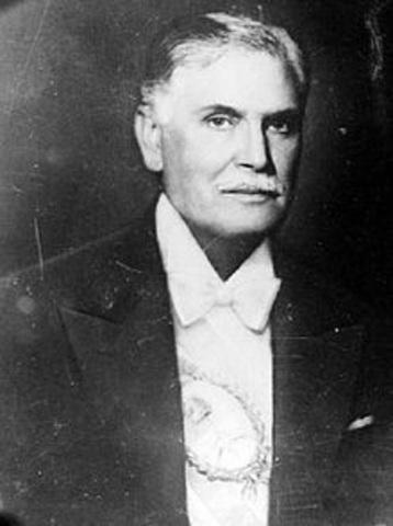 La corta presidencia de Ramón Castillo.
