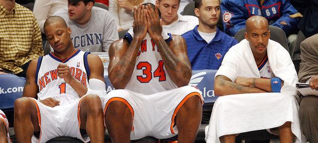 Knicks Break Coaching Legend