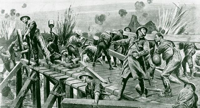 Início da 1ª Guerra Mundial