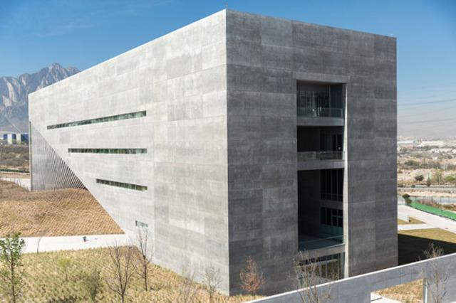 Centro Roberto Garza Sada Escuela de Arte, Arquitectura y Diseño de la Universidad de Monterrey (UDEM)