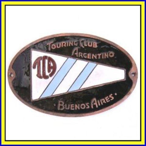 Fundação do Touring Club Argentino