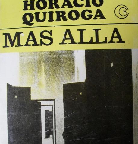"""Publicación de """"Más allá"""""""