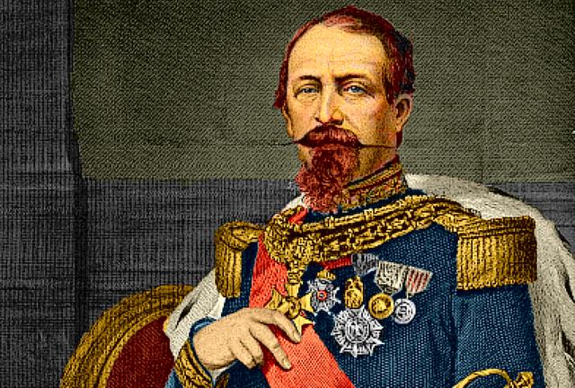 Louis Napoléon Bonaparte et la dictature réactionnaire qui supprime les droits