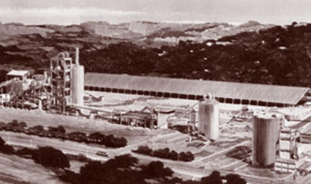 Inicio de la industria del cemento
