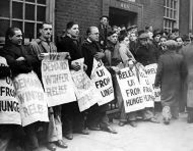 Depresión Mundial de los años 30