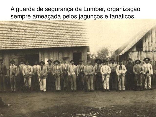 """Ataque à """"Lumber"""""""