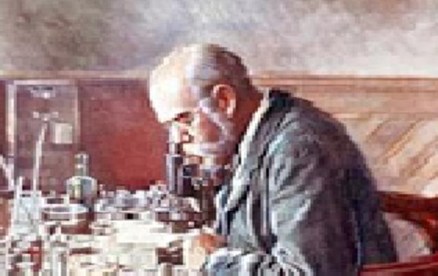 Robert Koch descubre la bacteria causante de la tuberculosis