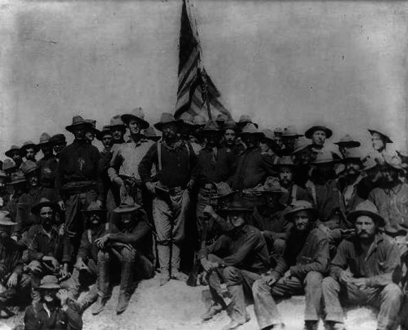 Estados Unidos de Norteamérica le declara la guerra a España