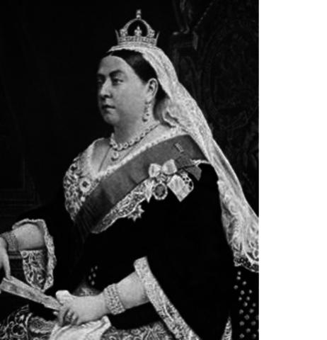 Muere la reina Victoria del Reino Unido