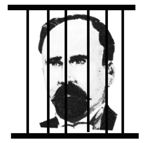 Madero en la cárcel