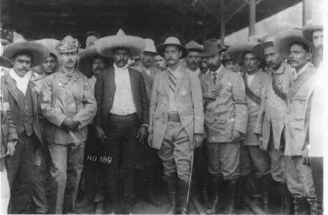 Emiliano Zapata se prepara