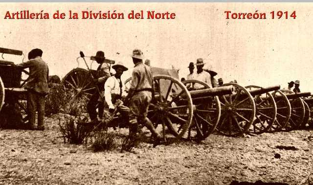 La toma de Torreón