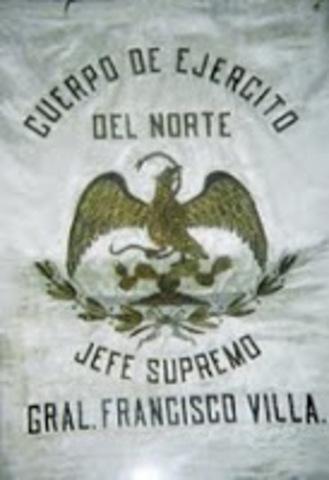 Villa y La División del Norte