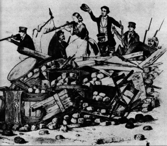 La naissance de la Commune