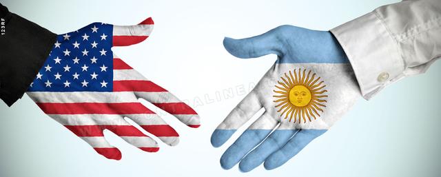 Argentina Apoya A Los Aliados.