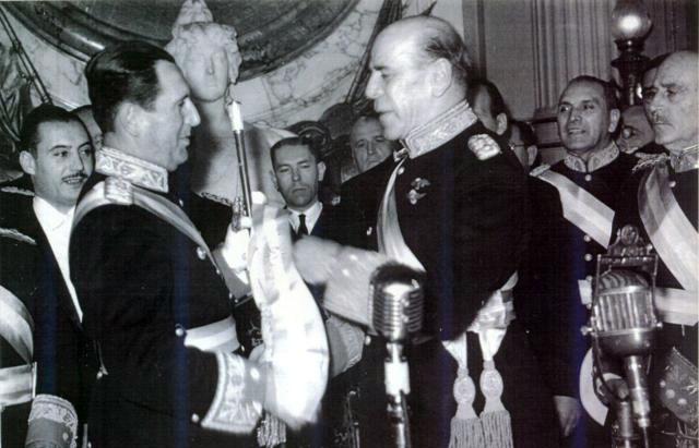 Primera Presidencia De Perón.