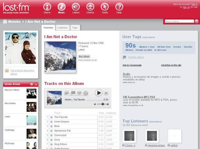 Last FM.com