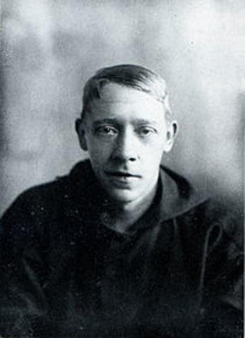 Vladimir Yevgraphovich Tatlin