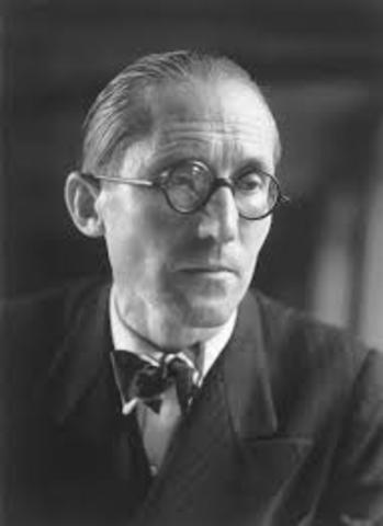 Charles Edouard Jeanneret-Gris (Le Corbusier)