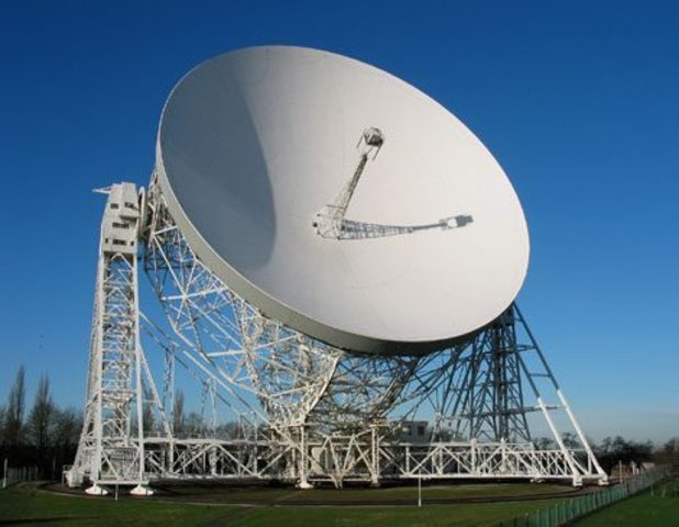 Record Radio Telescopio