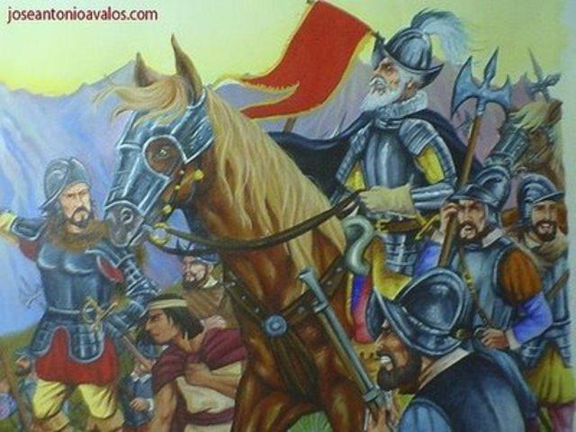 Amenaza de invasión Española por el sur