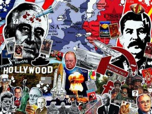 Biporalizacion del mundo: URSS y EEUU