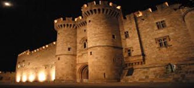 Greece, Rhodes:Knight's period