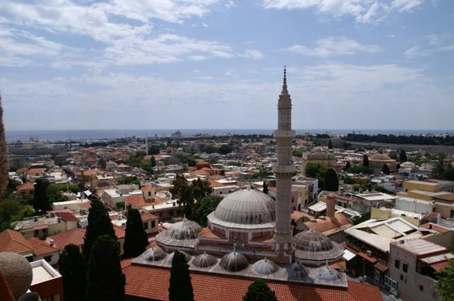 Greece, Rhodes:Ottoman period.