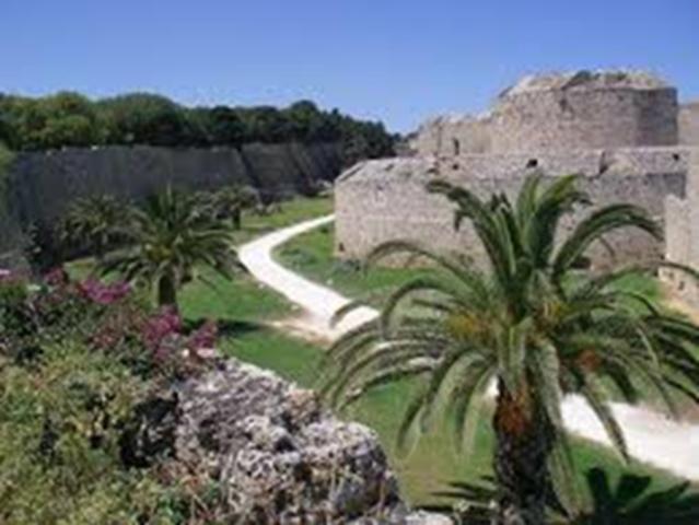 Greece, Rhodes: Modern period