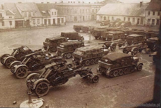 Poland, Pobiedizka, World War II