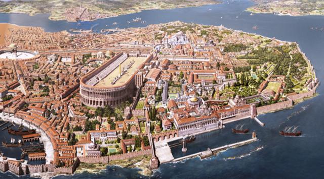 Turkey, Istanbul, 7th c. BCE (Byzantium)