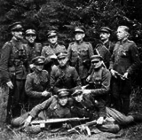 Lithuania, Kulupenai: under Soviet Regime.