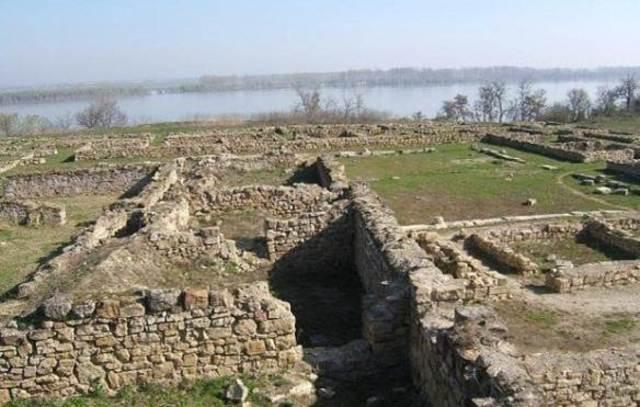 Bulgaria, Svishtov, Roman colony: Novae 1st c.AD