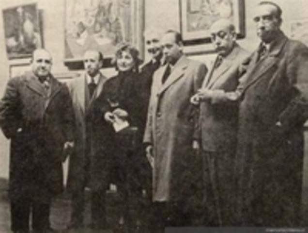 Nace formalmente el Grupo Montparnasse
