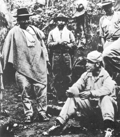 Conformacion de las FARC- EP