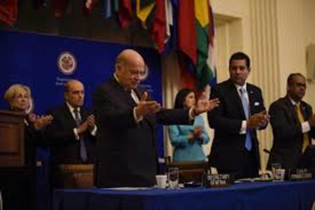 Fin II Misión Especial de la OEA en Haití