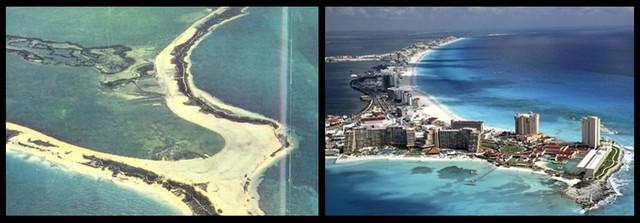 Cancun: produto turístico mercantilizado
