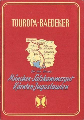 Início da edição dos guias Baedeker