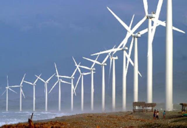 1980 Greece-Use of Wind turbines