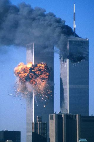 9:03 AM- South Tower Attack