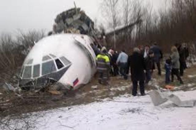 10:03 AM- Crash of Flight 93.