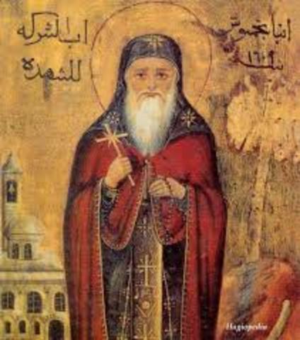 San Pacomio, fundador del cenobitismo (290-346)