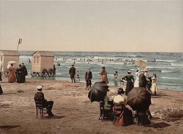 Revolução Turística no século XVIII