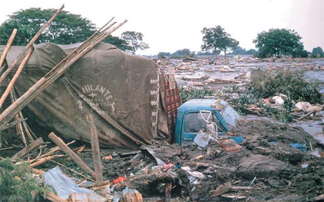 Tragedia en Armero, Tolima