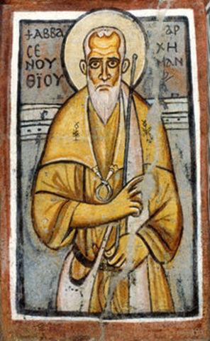 Reforma de Schenute (348-453)