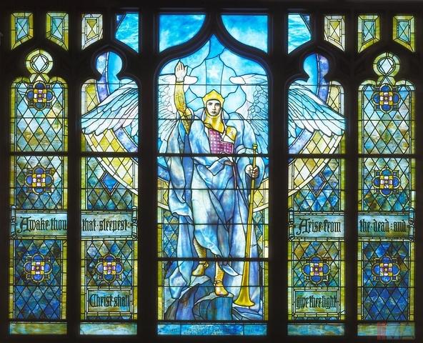 Angel of the Resurrection