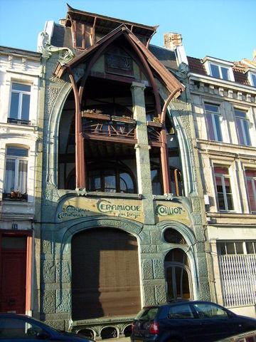 Maison Coilliot en Lille