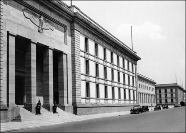 Cansilleria Reichskanzlei - Berlín