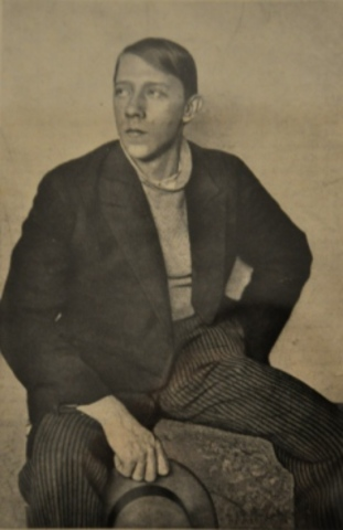 Vladímir Yevgráfovich Tatlin