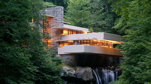 Casa Kaufmann (Fallingwater House)